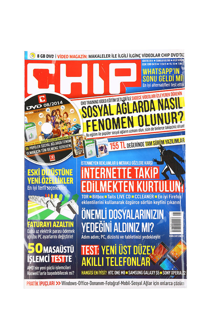 Image for Dergi Chip from İzmir