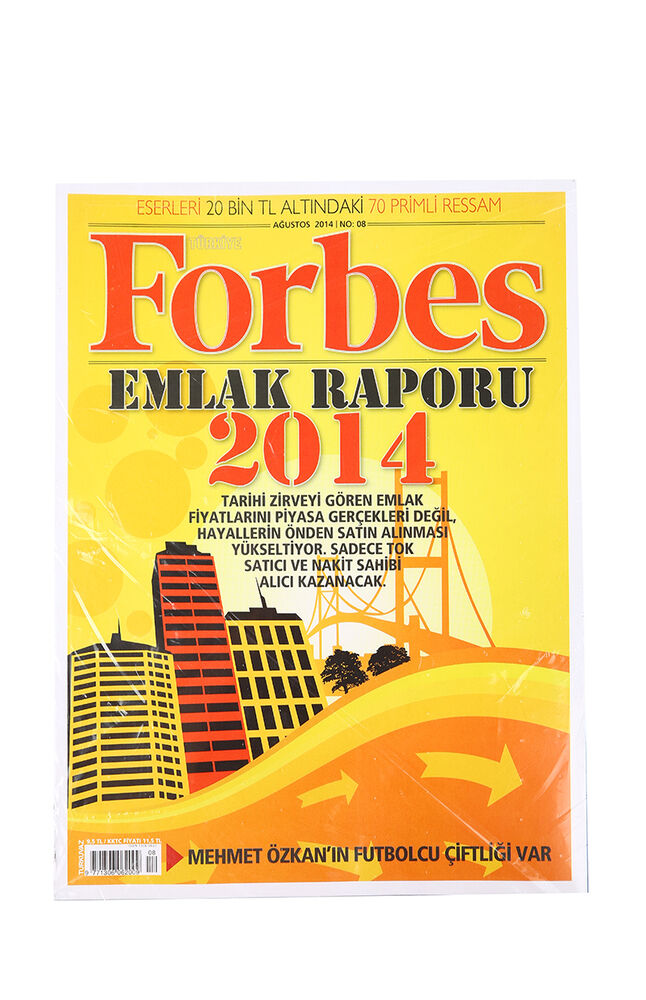 Image for Dergi Forbes from Bursa